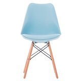 Clarion Modern Upholstered Dining Chair by George Oliver