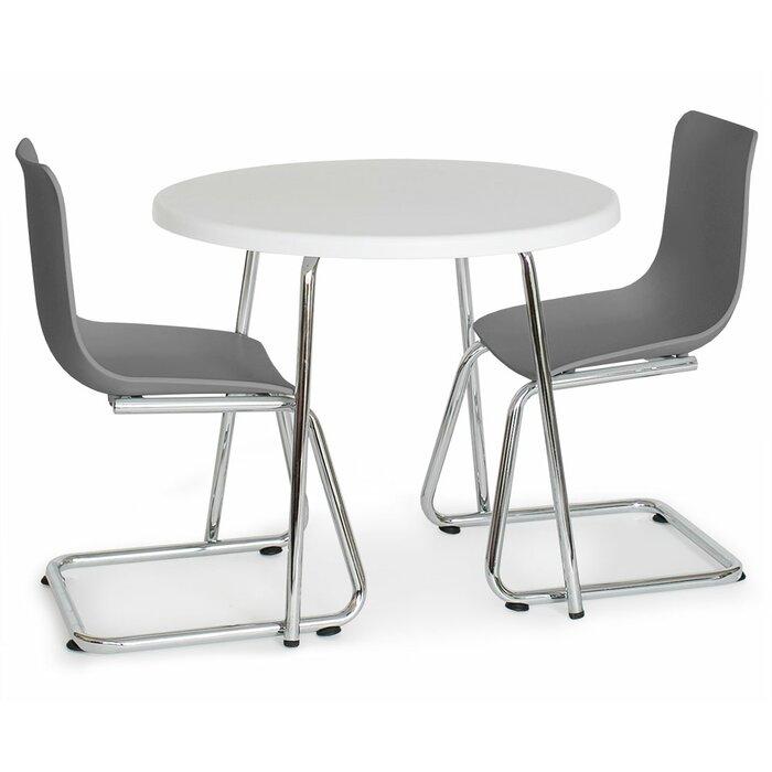Cool Little Modern Kids 3 Piece Writing Table And Chair Set Creativecarmelina Interior Chair Design Creativecarmelinacom