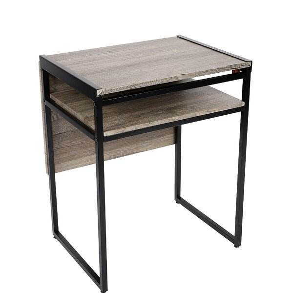 Small Desk With Bookcase Wayfair