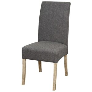 Carli Cement Fabric Side Chair (Set of 2) by Winston Porter