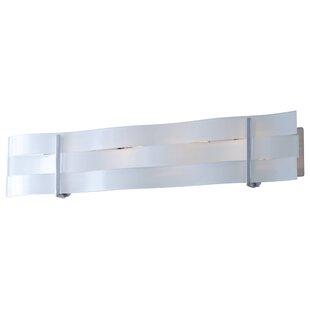 Inexpensive Tides 4-Light Bath Bar By DVI