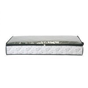 Price comparison Modern Under the Bed Plastic Underbed Storage By Ebern Designs