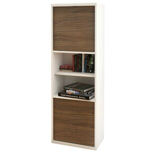 Meagan Standard Bookcase by Latitude Run Today Sale Only