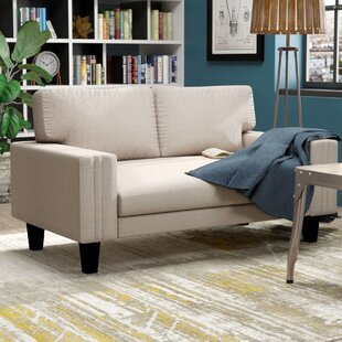 Shop Stow Modern Upholstery Loveseat by Zipcode Design