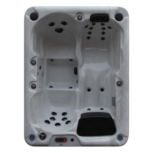 Quebec 3-Person 29 Jet Plug And Play Spa Image