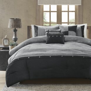 Laurel Foundry Modern Farmhouse Morandiere 7 Piece Comforter Set