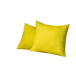 Wayfair Basics® Square Throw Pillow (Set of 2)