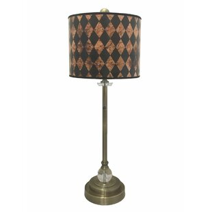 Friel Crystal 28 Buffet Lamp