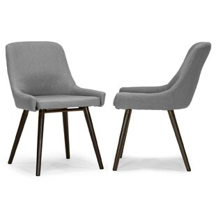 Ade Side Chair (Set Of 2) by Glamour Home Decor Cool
