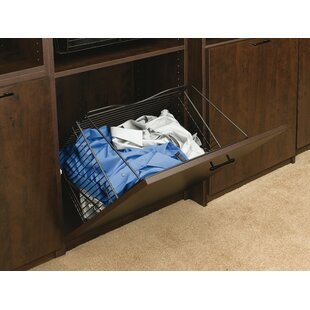 Tilt Out Hamper Basket by Rev-A-Shelf