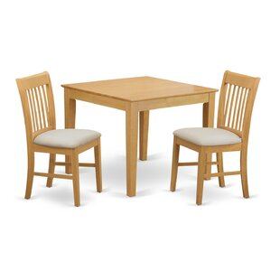 Cobleskill 3 Piece Dining Set ..