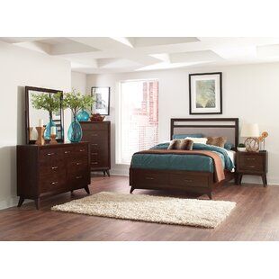 Granberry Upholstered Storage Platform Bed