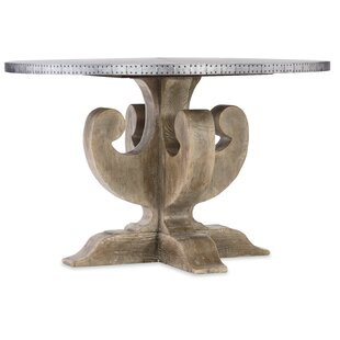 Boheme Ascension Zinc Dining Table