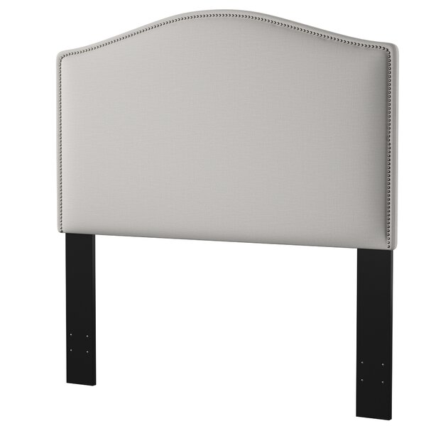 Snowhill Upholstered Panel Headboard by Mercury Row®