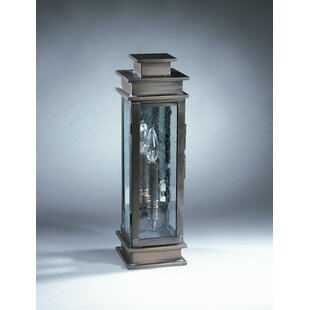 Find Empire 1-Light Outdoor Flush Mount By Northeast Lantern