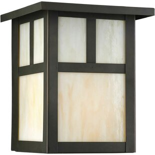 Savings Hessler Outdoor Flush Mount By Bloomsbury Market