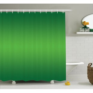 Top Reviews Inspired Tropic Sea Nature Decor Print Shower Curtain ByEbern Designs