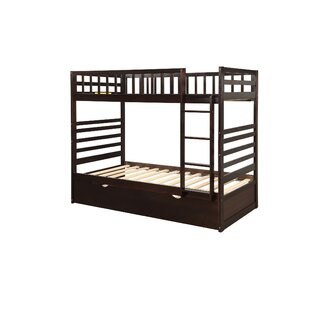 Atha Twin over Twin Bunk Bed with Trundle by Isabelle amp Max