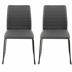 Charles Jacobs Dining Chair Set (Set of 2)