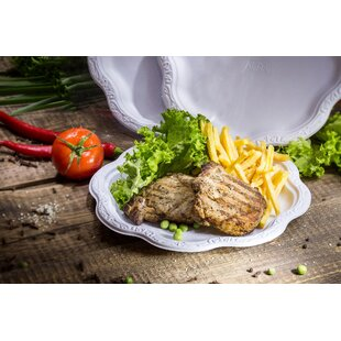 Acanthus Bagasse Dinner (Set of 2500)