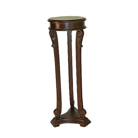 Wayborn Cleary Pedestal Plant Stand Reviews Wayfair - Column pedestal plant stand
