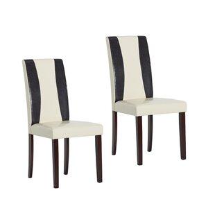 Warehouse of Tiffany Savana Parsons Chair (Set of 2)