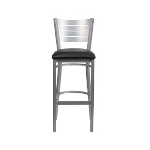 Price Check Minerva Bar Stool by Ebern Designs Reviews (2019) & Buyer's Guide