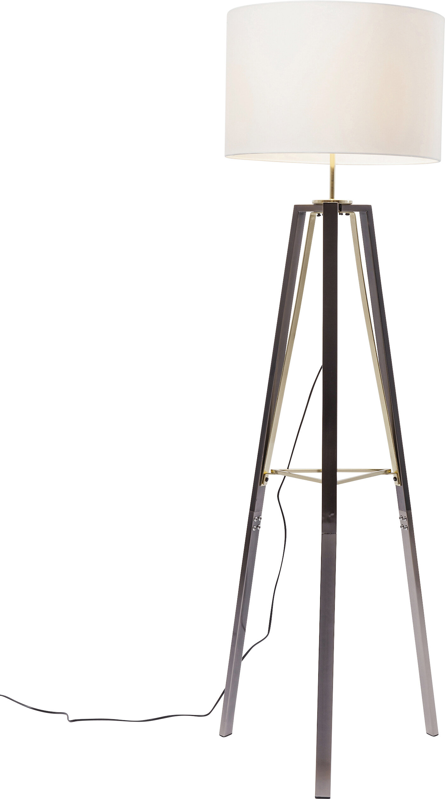 Kare Design 152 Cm Tripod Stehlampe Think Wayfair De