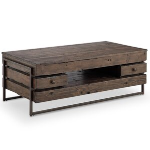 Drishya Coffee Table by 17 Stories