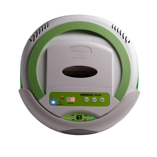 Sterilizing Bagless Robotic Vacuum
