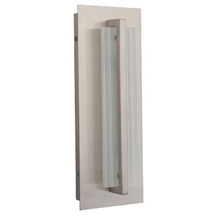 Best Choices Montoya 1-Light Outdoor Sconce By Latitude Run