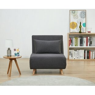 Gibbon Futon Chair by Latitude Run