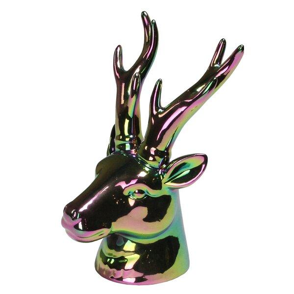 "1 yard Springs /""Christmas Peace Deer/"" Scenic  Fabric"