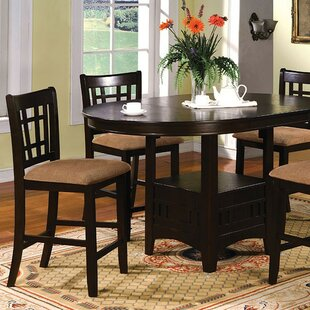 Kilkenny 5 Piece Counter Height Drop Leaf Dining Set