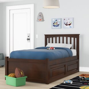 Arkwright Platform Bed with Trundle