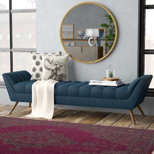 Affordable Freeborn Upholstered Bench By Ivy Bronx