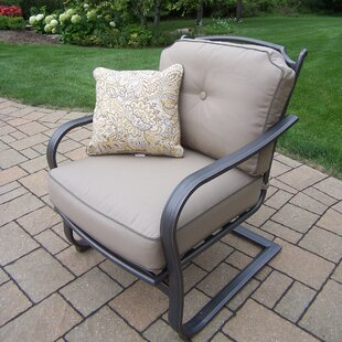 Oakland Living Deep Seating Spring Chair ..