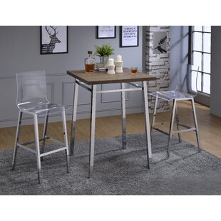 Potomac 3 Piece Pub Table Set Find
