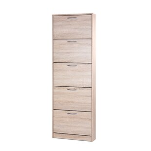 Wiesbaden-3 Shoe Cabinet By All Home