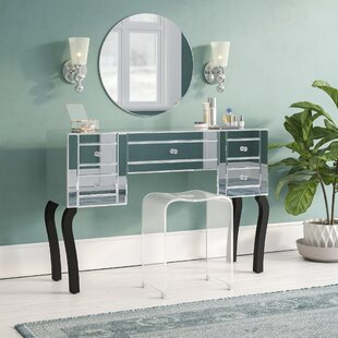 Mikel Dressing Table By Willa Arlo Interiors