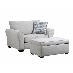 Chair And A Half Accent Chairs Youll Love Wayfair