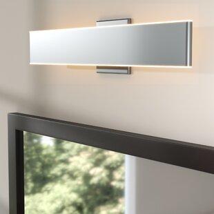Wade Logan Crompton 1-Light LED Bath Bar