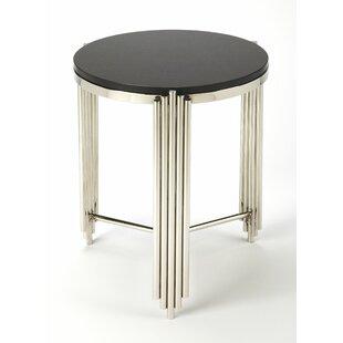 Cool End Table by Orren Ellis