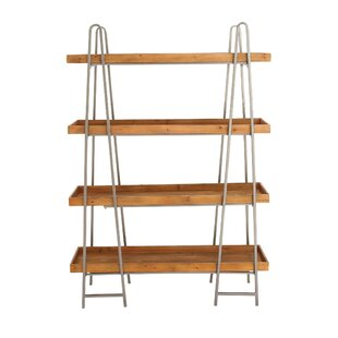4 Tier Etagere Bookcase by..