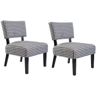 Billie Side Chair (Set of 2) Ebern Designs