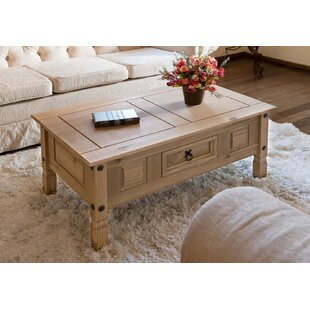 Ezio Coffee Table With Storage By Union Rustic