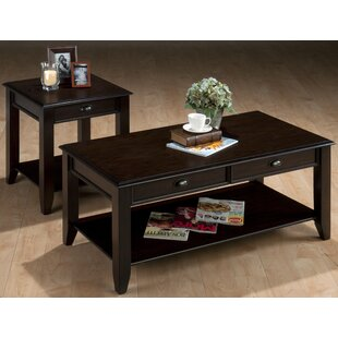 Wilfred 2 Piece Coffee Table Set Alcott Hill