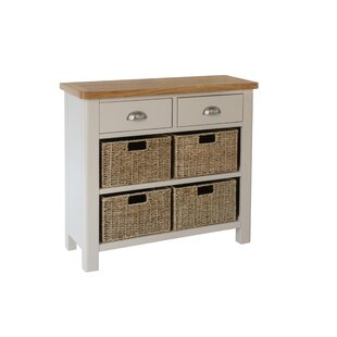 Candi 80cm X 75cm Free-Standing Cabinet By August Grove