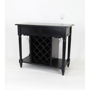 Rhoads Wine Server by Charlton Home