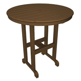 POLYWOOD® La Casa Café Bistro Table